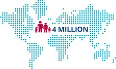 4 Million parents have banked cord blood worldwide
