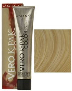 Joico Vero K-Pak Hair Color HLG High Lift Golden Blonde (4 Pack) *** More info could be found at the image url. #hairupdos