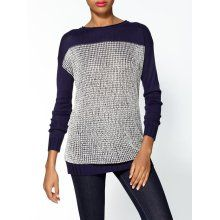 Rhyme & Echo Chain Link Pullover - sold at Piperlime :(