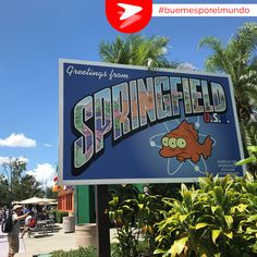 Como última recomendación cuando visites Universal Orlando Resort no te pierdas The Simpsons Ride, una atracción de simulación de Universal Studio, basada en la serie de televisión Los Simpsons diseñada para que te sumerjas en el mundo de estos divertidos personajes.  #Buemesporelmundo #UniversalOrlandoResort #UniversalStudios