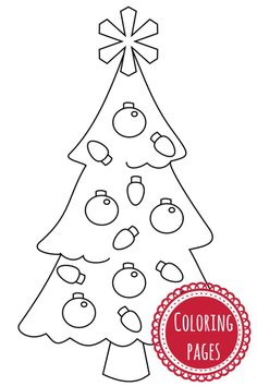 Traditional Christmas Coloring Pages for Kids - Kids Activities Blog