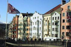innsbruck tirol Innsbruck, City Break, Multi Story Building, Mansions, House Styles, Manor Houses, Villas, Mansion, Palaces