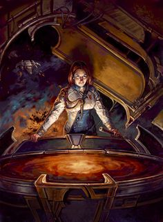 T   Nicole Cardiff, Commander http://thegryph.deviantart.com/gallery/?offset=48#/d1x2yfh