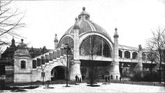 One of the stations mentioned in the book, Nollendorfplatz (Berlin U-Bahn)