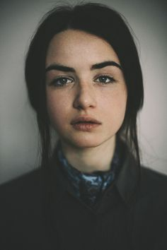 Portrait © by Artyom Ibatullin