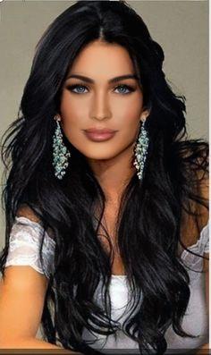 Beautiful Girl Image, Beautiful Person, Beautiful Women, Gorgeous Makeup, Gorgeous Hair, Payton List, Model Face, Cute Woman, Woman Face