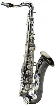 Keilwerth Shadow Tenor Saxophone.