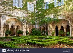 Van Gogh Asylum, St. Remy de Provence