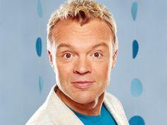 Graham Norton - British TV Show Host & Comedian