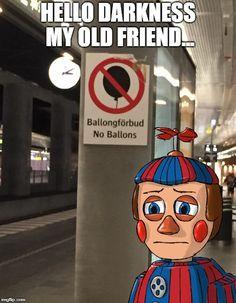 Poor Balloon Boy
