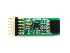 L3G4200D Board Three-axis Angular Rate Sensor Gyroscope Module I2C/SPI Interface