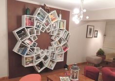 DIY 101 Epic Ikea Hacks for Your Home! #diy #ikeahacks ~ Includes Mandala Bookshelf