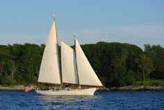 Sailing Narragansett Bay - Newport, RI