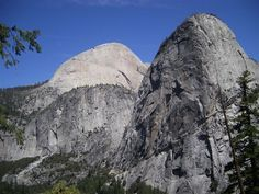 Half Dome – United States: The ultimate way to experience Yosemite National Park, the 14- to 16-mile round-trip hike up the Half Dome (Yosemite's famous granite dome), can be accomplished by even the average, in-shape person with some preparation. Most hikers need about 10 to 14 hours to get to the top and back, and the trek offers some incredible views of Vernal and Nevada Falls, Yosemite Valley, the Half Dome, Liberty Cap and the High Sierra.
