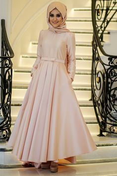 Modern Hijab, The Dress, Gorgeous Men, High Fashion, Indigo, Character Design, Satin, Gowns, Princess