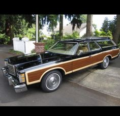 Country squire 1977