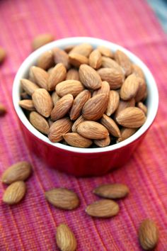 If you love eating nuts such as almonds, you may have heard that people soak them to make vegan cheese or desserts. But does soaking nuts have health benefits for snackers as well? Read what these two dietitians have to say.