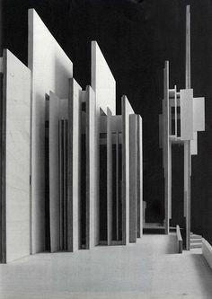 © juha leiviska - 1991 ♦ × ARCHITECTURAL MODEL FINNISH MODEL WOOD 1990|94