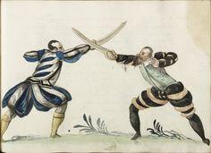 Historical European Martial Arts, 16th Century Clothing, Landsknecht, Sword Fight, Renaissance, Warfare, Art Reference, Fence, Medieval