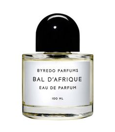 Bal d'Afrique, #Byredo. One of my favorite perfumes.