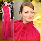 obsessed with her and her dress!! Red Carpet Academy Awards 2012