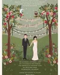 Wedding Invitations by Rifle Paper Co.