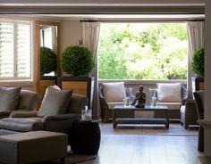 indoor-outdoor design by Marco Meneguzzi Design