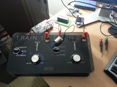 Arduino train controller