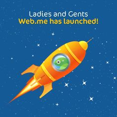 We are more than pleased to inform you that web.me is now available online. Feel welcome to try it out.   May the chameleon be with you! :)
