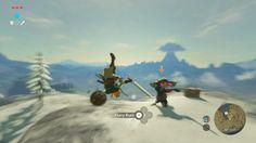The Legend of Zelda™: Breath of the Wild screenshot 10