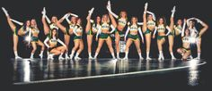 2013 NDSU Bison Dance team- Back 2 Back Pom Champs