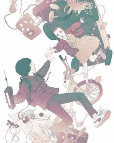 Stranger Things by Jason Chan