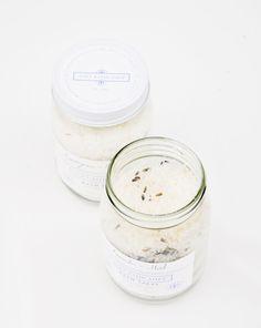 Herbs & Sea Salt Bath Salts