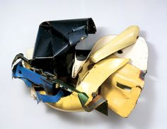 The Art Theoretical: Sculpture By John Chamberlain