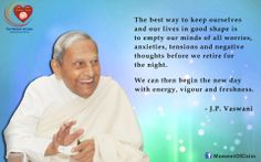Thought of the Day by Dada J.P. Vaswani -