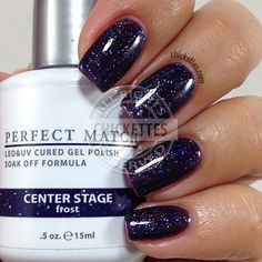 LeChat Perfect Match Rock It! Collection: Center Stage