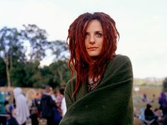 love the red dreads