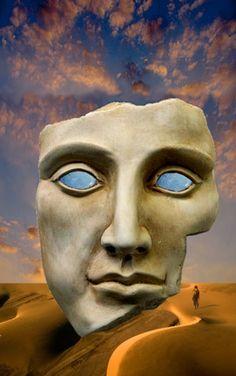 Dune | Illustration by Paul Dickinson | pdickinson.com