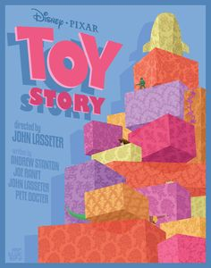 Toy Story by *Mr-Bluebird on deviantART