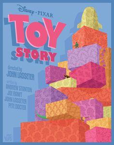 Toy Story by *Mr-Bluebird on deviantART