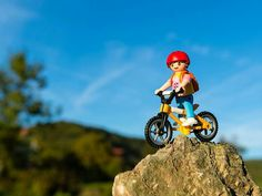 Mini Photo, Life Pictures, Legos, Real Life, Biker, Cycling, Surfing, Bicycle, Miniatures