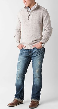 Casual In Cambridge - Men's Outfits | Buckle
