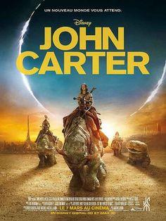 John Carter - Affiche France