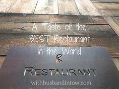 The Best Restaurant in the World – a Taste of El Celler de Can Roca