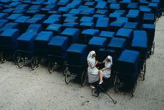 France by Steve McCurry