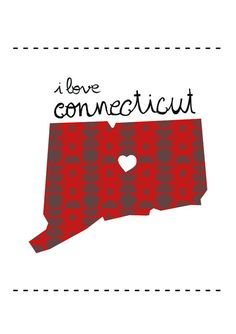 Connecticut this is my hometown
