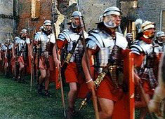 Getting rid of the competition: Severus marched on Rome to oust Didius Julianus and had him decapitated on 1 June 193, then dismissed the Praetorian Guard and executed the soldiers who had killed Pertinax.