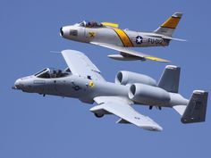 F 86 Sabre and friends in high res (23 HQ Photos)