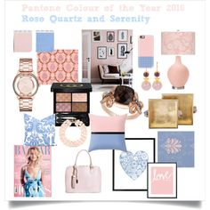 Pantone Colour of the Year Rose Quartz Serenity, Interior Decorating, Interior Design, Year 2016, Color Of The Year, Pantone Color, Lamps, Interiors, Colours
