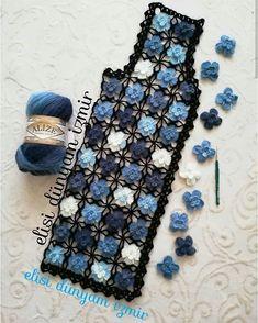 No photo description. Crochet Baby Dress Pattern, Crochet Motif, Crochet Doilies, Crochet Flowers, Crochet Stitches, Gilet Crochet, Crochet Coat, Crochet Jacket, Embroidery Stitches